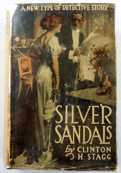 Clinton H. Stagg - Silver Sandals, a Thornley Colton novel